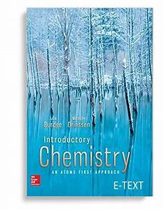 Introductory Chemistry An Atoms First Approach 1st Edition