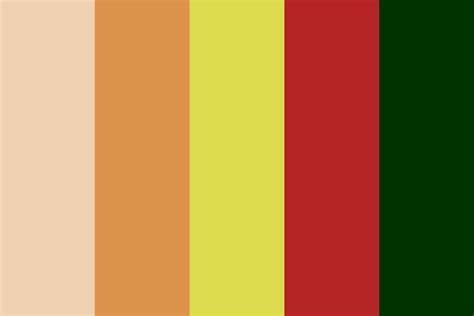 orchard color apple orchard 2 color palette