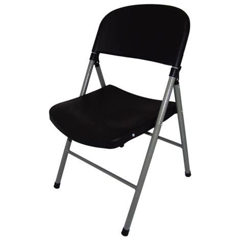 bolero strong folding chair black price per 2 pieces