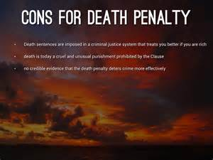 is the death penalty effective argumentative essay is the death penalty effective argumentative essay describing a handsome man in creative writing