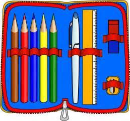 Clip Art Pencil Case
