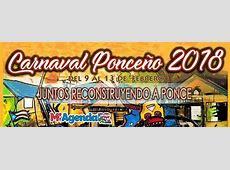 Carnaval Ponceño 2018 MiAgendaPRcom
