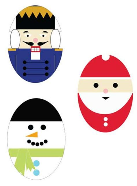 7 best images of printable christmas tree ornaments free printable christmas ornaments free