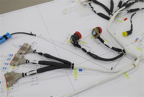 Boeing Wiring Design by Closed Bundle Overmold Wire Harness Construction Cia D