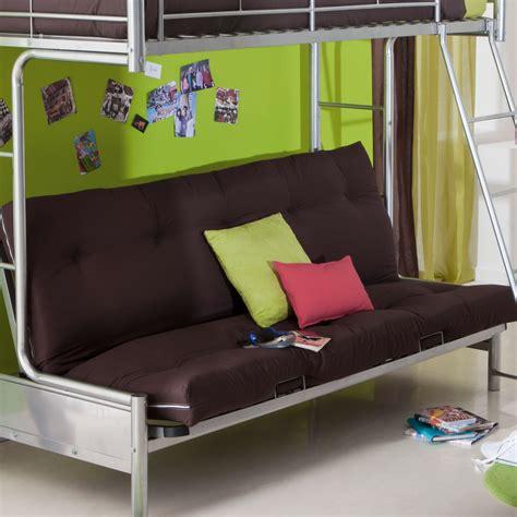 matelas futon 130 x 190 cm pour banquette clic clac
