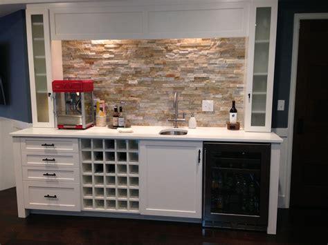 Basement Bar Fridge by Bar Wine Fridge Walden Basement Basement