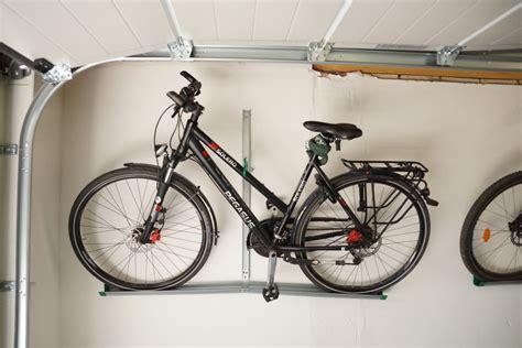 Fahrrad Wandhalter Garage by Fahrrad Wandhalterung Test Das Fahrrad Platzsparend