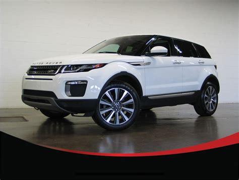 land rover evoque leasing parade leasing range rover evoque hse