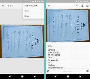 the simple way to scan documents with your android phone With google keep documents