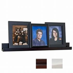 "36""w Photo Ledge Wall Decor- Woodland Home"