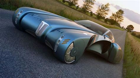 Bbc  Future  The Cars We'll Be Driving In The World Of 2050