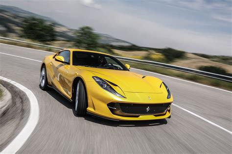 Review 812 Superfast by 812 Superfast 2017 Review By Car Magazine