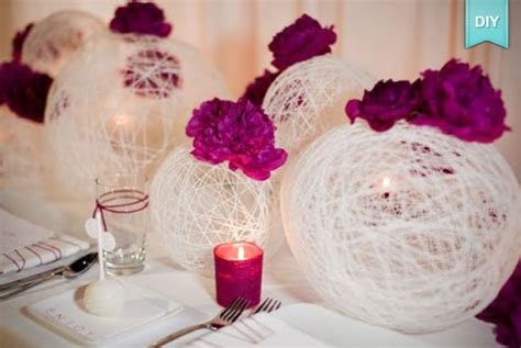 idee decoration mariage  faire soi meme visuel