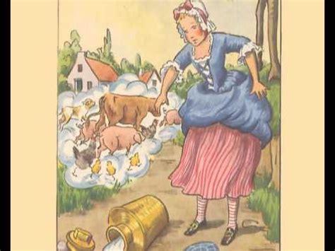 la laitiere et le pot au lait la laiti 232 re et le pot au lait