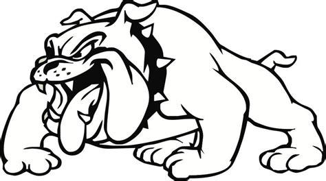 bulldog clipart  clipartioncom