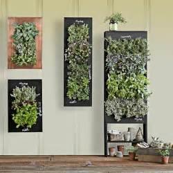 planter walls in gardens chalkboard wall planters for vertical garden designs