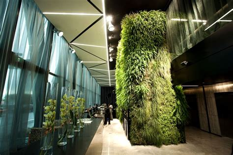 green interior walls the 11 fastest growing trends in hotel interior design