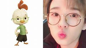 A conspiracy theory about Chicken Little and DAY6's Jae is