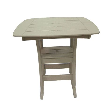 Bar Height Outdoor Table Bar Height Outdoor Dining Tables
