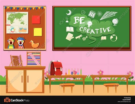 Classroom clipart 8 » Clipart Station