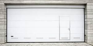 prix porte de garage sectionnelle portail aluminium With porte de garage enroulable avec tarif porte interieur