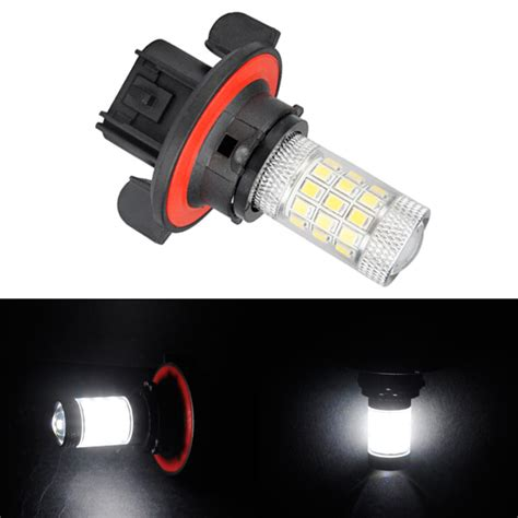 headlights h13 650lm 4 8w 2835smd 36led high power white