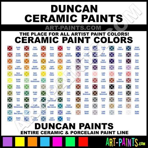 ceramic paint duncan ceramic paint brands ceramics