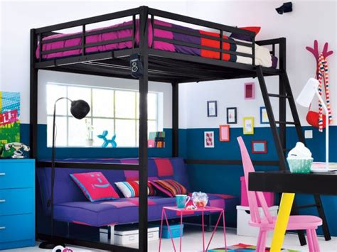 deco chambre fille 8 ans des idées pour aménager une mezzanine dans une chambre d