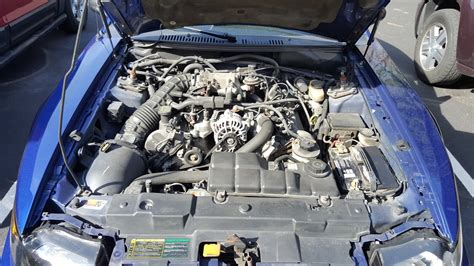 cleaned my 2003 gt s engine compartment mustang forums at stangnet