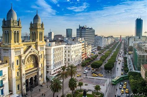 Urban Sprawl Plagues Tunis