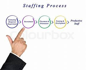 Diagram Of Staffing Process