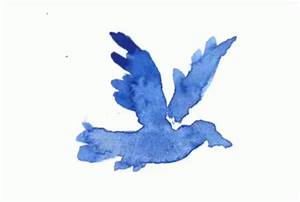 Flying Blue Bird GIF - Blue Bluebird Bird - Discover ...