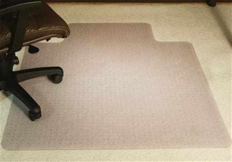 Acrylic Desk Chair Mats by Chair Mats Carpet Eagle Mat