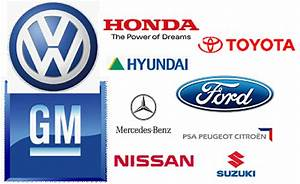 Top Ten Largest Car manufacturing Companies in the world ...