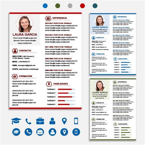 50 tipos de curriculum vitae para diferenciarte de tu