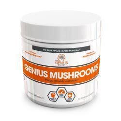 Best Prices For The Genius Brand Genius Mushrooms  Buy As