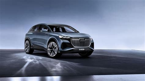 Audi Photo by Audi Q4 E Concept Brings Electric Coupe Style To