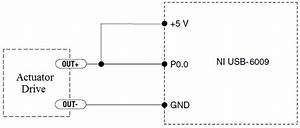 Solved  How To Measure Digital Output Of Linear Actuator On Usb 6009  - Ni Community