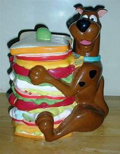 Scooby, Doo, U0026, His, Sandwich, Collector, Cookie, Jar, U2013, Collector, Cookie, Jars