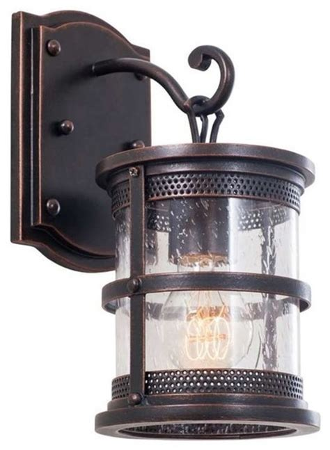 rustic outdoor wall lights live home