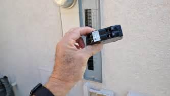 Home Repair Replace Circuit Breaker Froggy Youtube