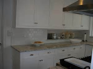 Traditional Backsplashes For Kitchens Handmade Subway Tile Kitchen Backsplash Traditional Kitchen Vancouver By On Site Renovations