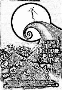 Movie L Etrange Noel De Monsieur Jack Affiche