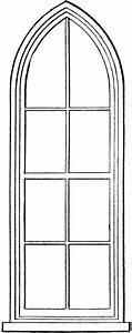 Gotische Fenster Konstruktion : gothic church windows clip art fenster t ren und muster ~ Lizthompson.info Haus und Dekorationen