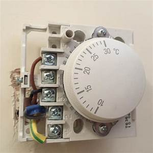 Honeywell Room Thermostat Wiring Diagram