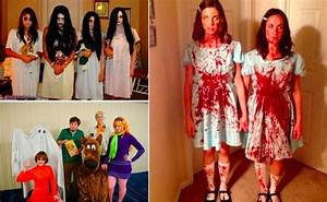 Idée Pour Halloween : 28 id es de d guisements pour halloween r aliser en groupe des id es ~ Melissatoandfro.com Idées de Décoration