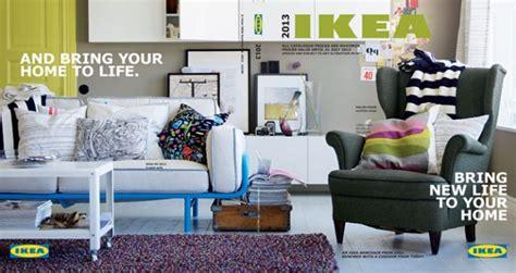 Ikea 2013 Catalog by The 2013 Ikea Catalogue Is Here Scandinavian