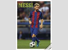 Messi Unofficial A3 Calendar 2018 Calendar Club UK