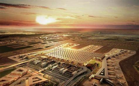 istanbul le nouveau plus grand a 233 roport du monde ouvre ses portes ce mercredi - Le Plus Gros Point Noir Du Monde