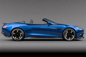 2018 Aston Martin Vanquish S Volante Exposed Automobile Magazine